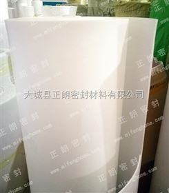 烟气脱硫塔用聚四氟乙烯板厚度2mm3mm4mm