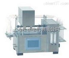 BSY-120A自动石油产品硫含量测定仪(管式炉法)使用方法