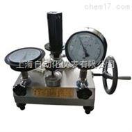 YJY-60A 压力表校验器 上海自动化仪表四厂