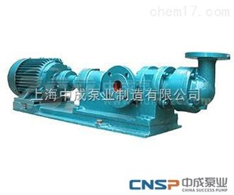 I-1B2.5寸卧式螺杆泵-螺杆自吸泵