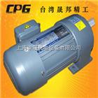 1/8HP台湾城邦电机晟邦减速马达CPG减速机立式搅拌马达