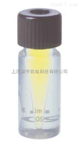 美国KIMBLE微量玻璃样本瓶带中孔盖