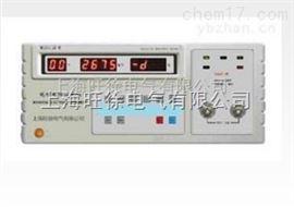 MS2670绝缘电阻测试仪优惠