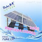 RKTY-20如克专业生产太阳能曝气机喷泉价格