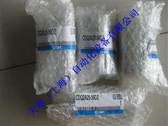 SMC薄型气缸CDQ2A25-50DZ
