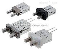 SMC直线移动型气爪,日本SMC薄型气爪供应