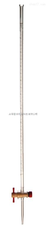 美国KIMBLE玻璃滴定管-PTFE活栓580500-10、580500-25