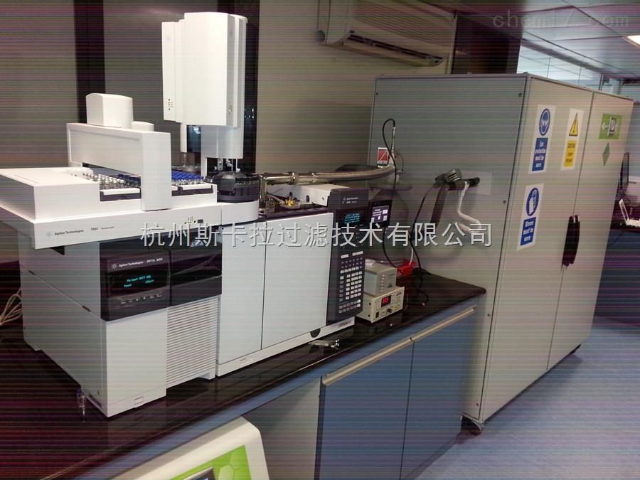 大气预浓缩仪冷阱专用液氮冷却装置