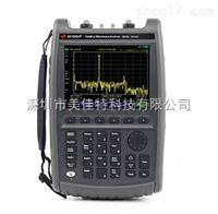 N9918AKeysight 是德N9918A 手持式微波分析仪