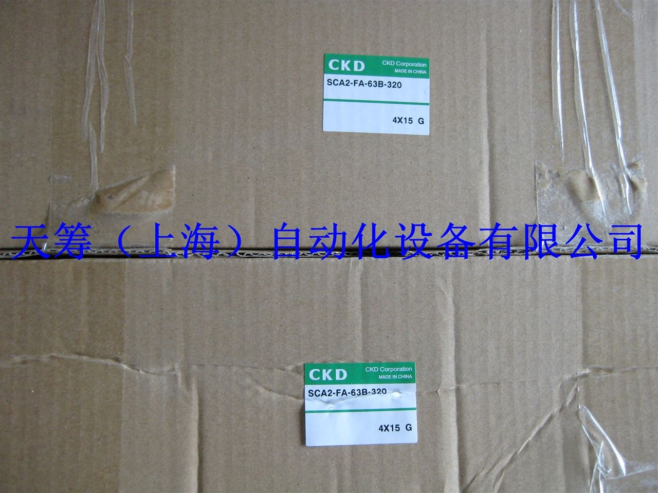 CKD气缸SCA2-FA-63B-320