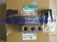 CKD流体阀4KB240-08-B-DC24V-ST