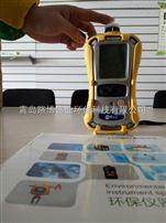 华瑞手持式的六气体检测仪可以检测甲醛、VOC气体