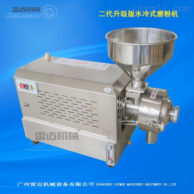 220V家用水冷五谷杂粮磨粉机和380V用电水冷磨粉机的区别?