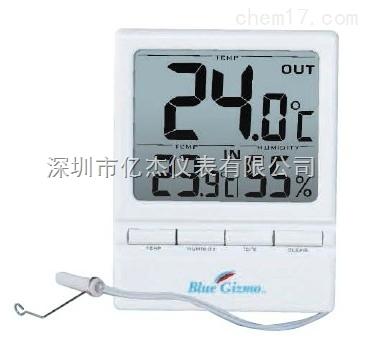 新加坡Blue Gizmo数字室内外温湿度计实验室温湿度计食品温度计