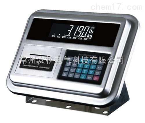 耀华数字式地磅称重仪表