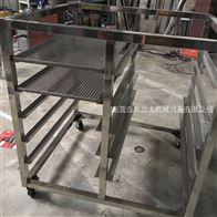 5层烤盘架子产品推车置放架