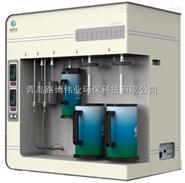 采用静态容量法  LB-JM100A  比表面及孔径分析仪