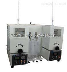 低温双管石油产品蒸馏测定仪