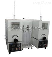 供應GCZL-6536B低溫雙管石油產品蒸餾測定儀