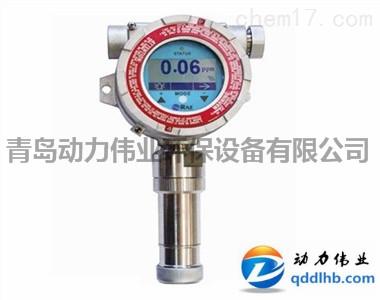 环保工程常用华瑞固定VOC气体检测仪操作使用方法