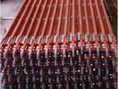 H型单级组合式滑触线 集电器