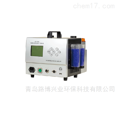 LB-2400(C)型四路恒温电子大气采样器