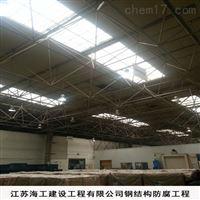 灌南县钢结构刷油漆锅炉厂房刷涂料公司
