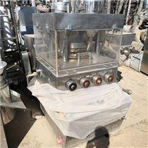 回收二手制药厂设备 二手压片机