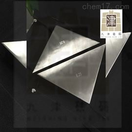 F1定制三角砝码不锈钢材质特殊形状砝码批发