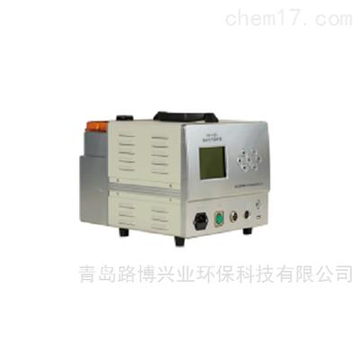 双路综合大气采样器(恒温电子恒流)