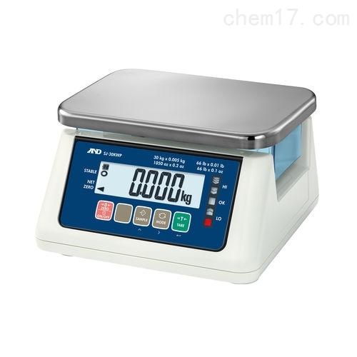 桌面防水电子秤