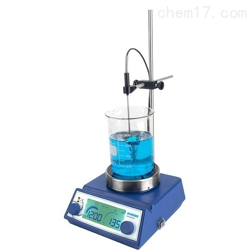 WH240-R型-维根斯数字式加热磁力搅拌器