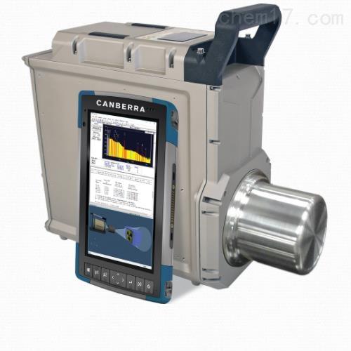 AEGIS便攜式高純鍺γ能譜儀檢測係統