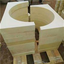 管道垫木 防腐管道木托 防腐空调木托木方