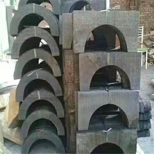 管道木托厂家可订做大型号及非型号空调木托