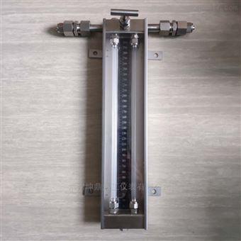 KD-BYY-110卡套连接电厂U型压力计