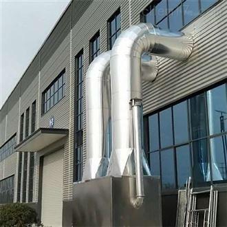 蒸汽管道保温施工厂家