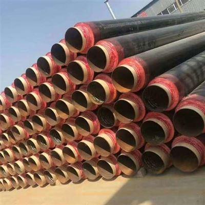 保溫直埋鋼管施工