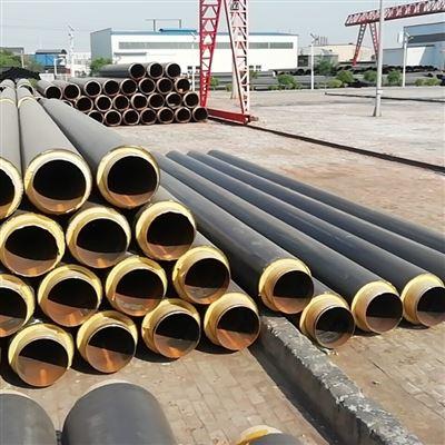 DN200塑套鋼熱水保溫管