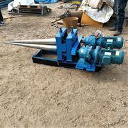 高效手动电动小型卷管机卷筒机