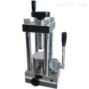 实验室台式陶瓷粉末压片机