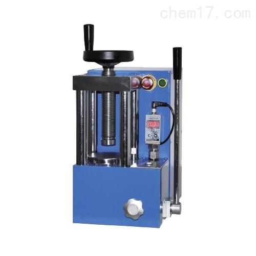 20吨手动电动一体数显粉末压片机