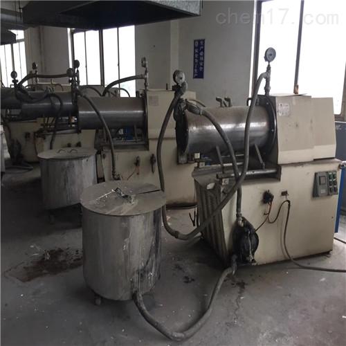 砂磨机2020回收二手涡轮砂磨机价格