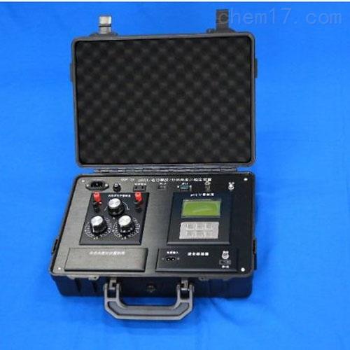 便携式酸度计电导仪分光光度计检定装置
