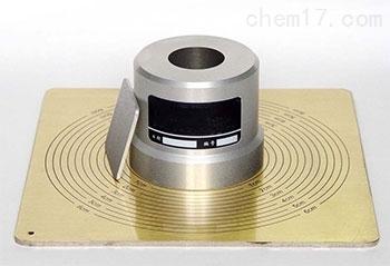 乳化沥青稠度试验器