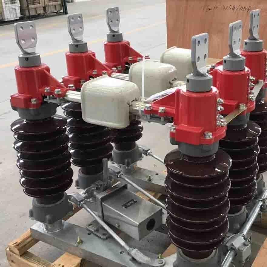 GW4-40.5/1600A户外高压隔离断路器