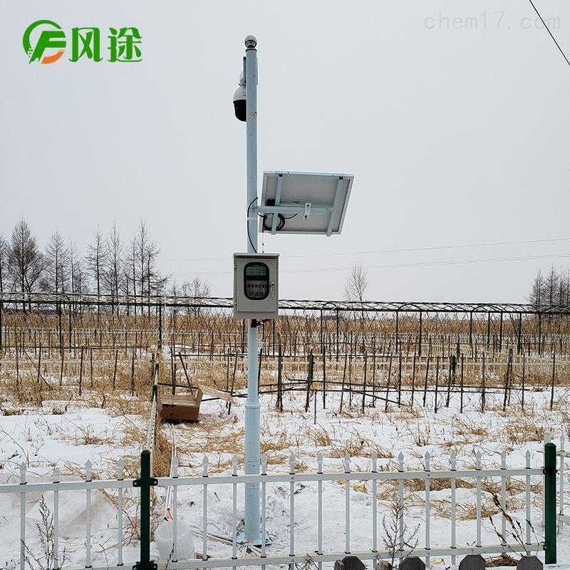 多点土壤水分监测系统