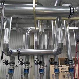 铝皮管道保温施工步骤