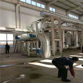 齐全十堰管道保温外护铁皮保温施工价格施工资质