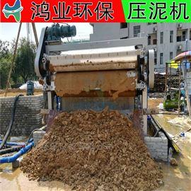 脱水设备制砂污泥压干机 砂石厂泥水分离设备